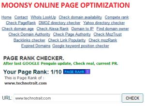 moonsy Online website optimizer