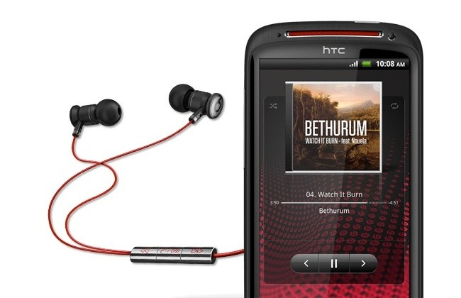 HTC Sensation XE comes with faster CPU and a Beats Audio upgrade
