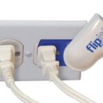 flipit let your charge devices from outlet that are in use