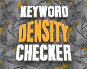 Check The Keyword Density By Using Keyword Density Checker