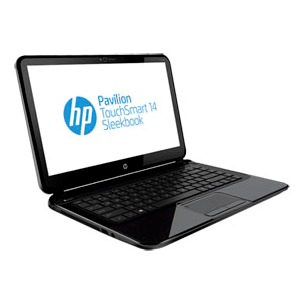 Touchy Feely Beauty with HP Pavilion Touchsmart 14-B171TU Sleekbook