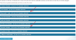 spam user registration plugin