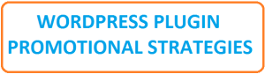 wordpress plugin promotional strategies