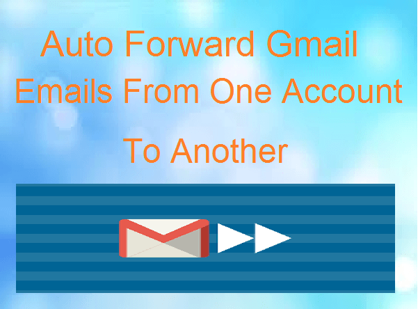 automatic mail forwarding