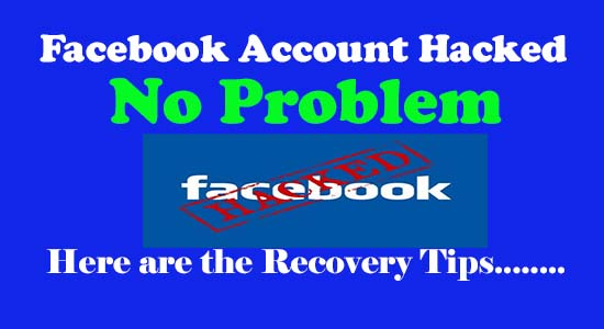 hacked facebook account recovery