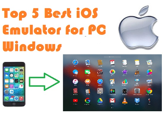 Top 5 Best iOS Emulator for PC Windows to run iPhone Apps