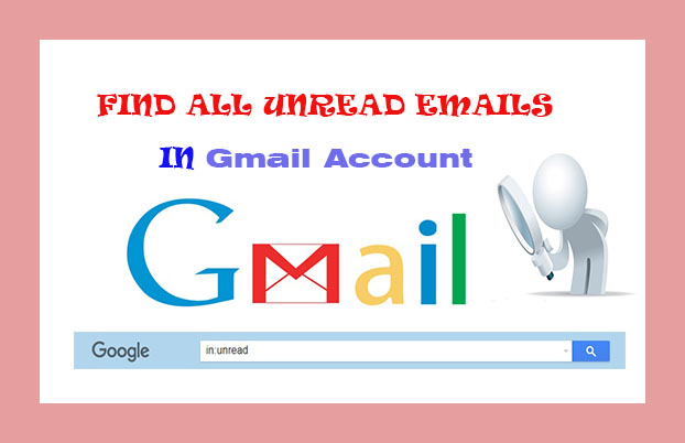 How to find all unread Emails in Gmail Account Easily