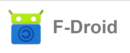 F-Droid Foss application for android platform