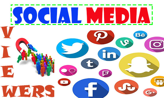 attract more social media viewers