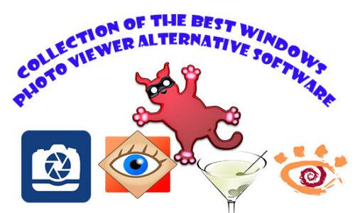 best windows photo viewer alternative software collection