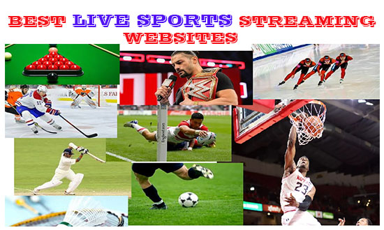 best live sports streaming websites