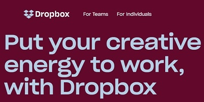 dropbox file and image hosting