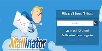 mailnator a ten minute email generator
