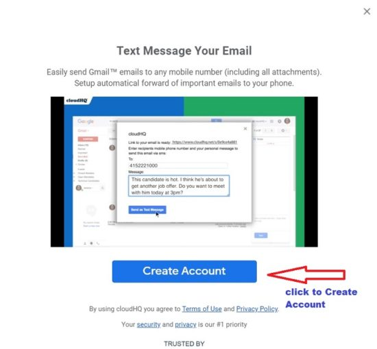 send email to sms