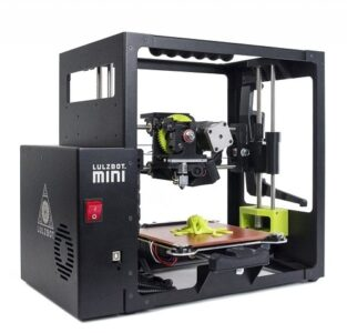 LulzBot Mini 3d Desktop Printer