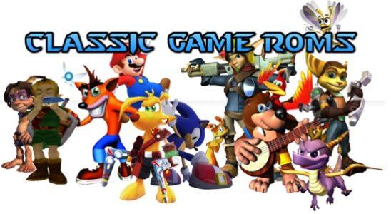 Classic Game ROMs