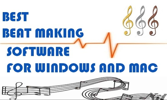 best free beat making software for windows and Mac